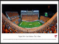 Picture: Just out from the 2015 season. Virginia Tech Hokies Lane Stadium/Worsham Field 13.5 X 40 panoramic poster professionally framed to 13.75 X 40.25! This panorama, taken by James Blakeway, captures the excitement of a night of Virginia Tech football as the Hokies begin their season. Virginia Tech�s illustrious legacy began in 1892, and the Hokies currently enjoy the longest official bowl game streak in college football, participating in the postseason for more than 20 years. With a fan seating capacity of over 65,000, Lane Stadium/Worsham Field, home to Hokie football, is considered one of the loudest venues in the country. With an exhilarating team entrance, Virginia Tech is said to have one of the best game day atmospheres in all of college football.