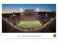 Picture: Missouri Tigers Memorial Stadium Faurot Field original Panoramic poster/print.