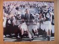 Picture: Joe Paterno leads the Penn State Nittany Lions onto the field 16 X 20 photo/print.
