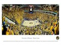 Picture: Missouri Tigers basketball Mizzou Arena original Panoramic poster/print.