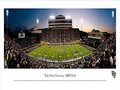 Picture: Wake Forest Demon Deacons BB&T Field football stadium original Panoramic poster/print.