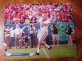 Picture: Aaron Murray Georgia Bulldogs 2013 Capital One Bowl original 16 X 20 poster