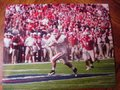 Picture: Arthur Lynch Georgia Bulldogs 2013 Capital One Bowl original 16 X 20 poster of his 29-yard touchdown catch.