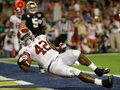 Picture: Alabama Crimson Tide original 2012 BCS National Champions 8 X 10 photo featuring an Eddie Lacy touchdown.
