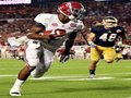 Picture: Alabama Crimson Tide original 2012 BCS National Champions 16 X 20 poster featuring an Amari Cooper touchdown.