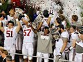 Picture: Alabama Crimson Tide original 2012 BCS National Champions 8 X 10 photo.