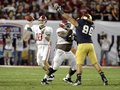 Picture: Alabama Crimson Tide original 2012 BCS National Champions 16 X 20 poster featuring A.J. McCarron.