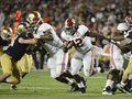 Picture: Alabama Crimson Tide original 2012 BCS National Champions 8 X 10 photo featuring Eddie Lacy.