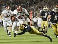 Picture: Alabama Crimson Tide original 2012 BCS National Champions 16 X 20 poster featuring Eddie Lacy.