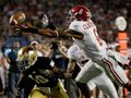 Picture: Alabama Crimson Tide original 2012 BCS National Champions 8 X 10 photo featuring Ha Ha Clinton-Dix.