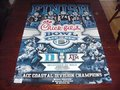 Picture: Duke Blue Devils 2013 Chick-fil-A Bowl football poster.