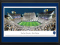 Picture: Penn State Nittany Lions Beaver Stadium 13 X 40 panoramic print professionally double matted in team colors and framed to 18 X 44. This panorama of Beaver Stadium, photographed by Christopher Gjevre, features the Penn State Nittany Lions playing to another capacity crowd. Beaver Stadium opened in 1960 with a capacity of 46,284. Following several expansions, it now routinely hosts more than 107,282 fans on football Saturdays in Happy Valley. Beaver Stadium, named after former Pennsylvania Governor James A. Beaver, has hosted some of the largest college football crowds in history. Established in 1855 in University Park, Pennsylvania, Penn State University currently enrolls 43,200 students at its University Park campus, with more than 84,000 total students enrolled at its 24 Commonwealth campuses.