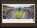 Picture: Lehigh Mountain Hawks vs. Lafayette Yankee Stadium 13 X 40 panoramic print professionally double matted in Lehigh team colors and framed to 18 X 44. This panorama, taken by James Blakeway, celebrates the 150th matchup of the historic rivalry between the Lehigh Mountain Hawks and Lafayette. Dating back to 1884, Lafayette and Lehigh have faced off on the gridiron more than any other college football teams in the country. Lafayette College and Lehigh University, two Division I schools located 16 miles apart in eastern Pennsylvania, began dueling one year after standardized football rules were instituted in the U.S. While much has changed since then, including the shape of the football, the invention of the helmet and even the forward pass, the Rivalry is still the most played and longest continuous rivalry in college football.