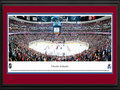 Picture: This 13.5 X 40 panorama has been professionally double matted in Colorado Avalanche team colors and framed to 18 X 44. It captures the action of the Colorado Avalanche NHL team as they move the puck down the ice. The franchise, originally founded in Quebec, moved to Denver, Colorado, in 1995. Beginning on November 9, 1995, and ending almost 11 years later, the Colorado Avalanche held the NHL record for longest consecutive attendance sellouts at 487. The Colorado Avalanche won eight division titles in each of their first 10 seasons in Denver and they are the only team in NHL history to win the Stanley Cup Championship their first season after relocating. They won their second Stanley Cup Championship in 2001, when they defeated the New Jersey Devils.