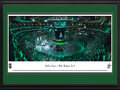 Picture: This 13.5 X 40 panorama pays tribute to a player that had one of the most illustrious careers in National Hockey League history and has been professionally double matted in Dallas Stars colors and framed to 18 X 44. On Saturday, March 8, 2014, the Dallas Stars honored hockey icon Mike Modano by retiring his Number 9. The seven-time NHL All-Star played 20 of his 21 NHL seasons with the Stars organization. Inducted into the U.S. Hockey Hall of Fame in 2012, he became the franchise leader in nearly every statistical category, as well as finishing his career as the all-time leading American-born scorer in NHL history. Instrumental in helping the Stars capture the 1999 Stanley Cup championship, he represented Team USA at the Olympic Games on three separate occasions.