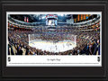 "Picture: This 13.5 X 40 panorama has been professionally double matted in Los Angeles Kings colors and framed to 18 X 44. It highlights the Los Angeles Kings as they play for a win. The Kings were established in 1967 and were one of six new teams that doubled the size of the National Hockey League from the Original Six franchises to 12. The Kings split their first season between Long Beach and Los Angeles before settling in Inglewood, where they played for 32 years. At the beginning of the 1999-2000 season, they moved to their current home in downtown Los Angeles. The team's original colors of purple (or ""Forum Blue,"" as it was later officially called) and gold were chosen because they were colors traditionally associated with royalty."