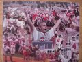 Picture: Jim Tressel Ohio State Buckeyes National Championship Collage 11 X 14 photo.