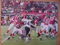 Picture: Matt Ryan Atlanta Falcons 12 X 18 panoramic action print.